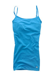 swimsuit top(0.0), sleeveless shirt(0.0), sleeve(0.0), swimwear(0.0), t-shirt(0.0), active tank(1.0), textile(1.0), clothing(1.0), aqua(1.0), turquoise(1.0), cobalt blue(1.0), teal(1.0), azure(1.0), electric blue(1.0), blue(1.0),
