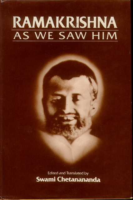 Books: Ramakrishna As We Saw Him