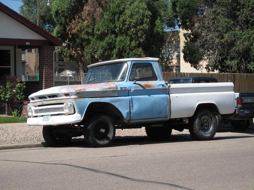 chevrolet colorado truck
