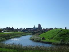 Sommerferien 2008 - Ribe Schlosshügel Riberhus