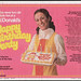 McDonalds Placemat - Birthday Party Hostess - 1980