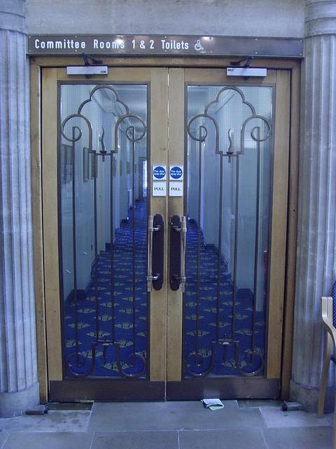 Havering town hall 1935 london art deco interior grade for Interior design challenge art deco