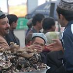 Xinjiang Food: Goat Head Soup - Kashgar, China