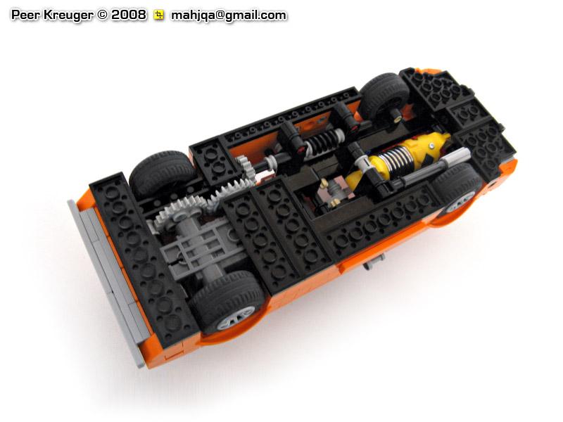 Lego Dukes Of Hazzard Car For Sale