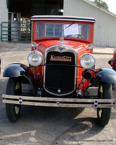 1930 Ford Pickup Canopy Top