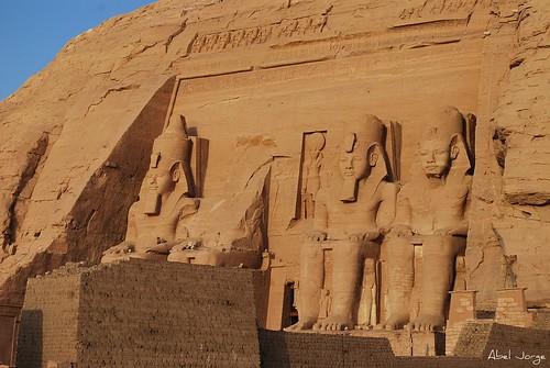 Templo de Ramsés II - Abel Jorge