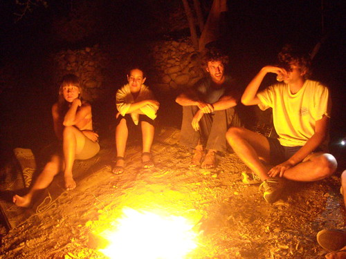 Sitting Around the Campfire | Flickr - Photo Sharing!