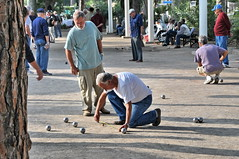 boules, pã©tanque, people, sports, pedestrian,