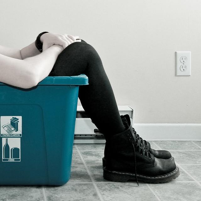 Se recycler... ou pas.