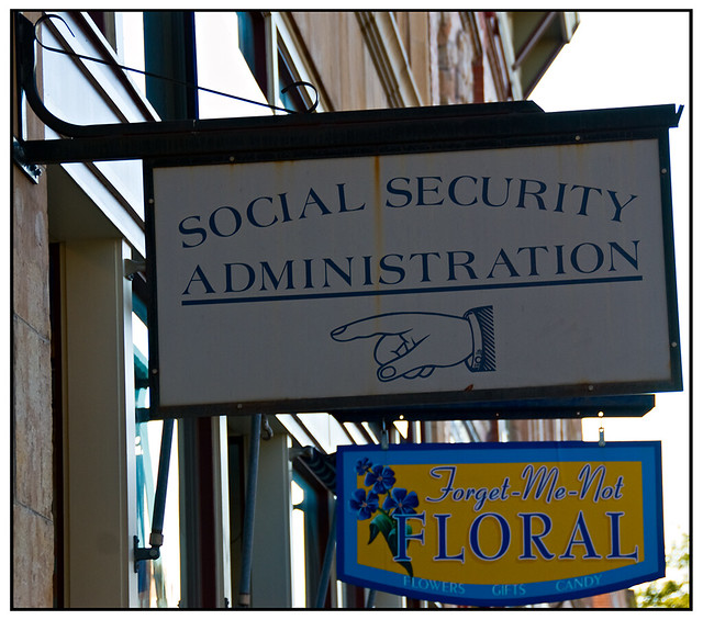 Forget-me-not Social Security