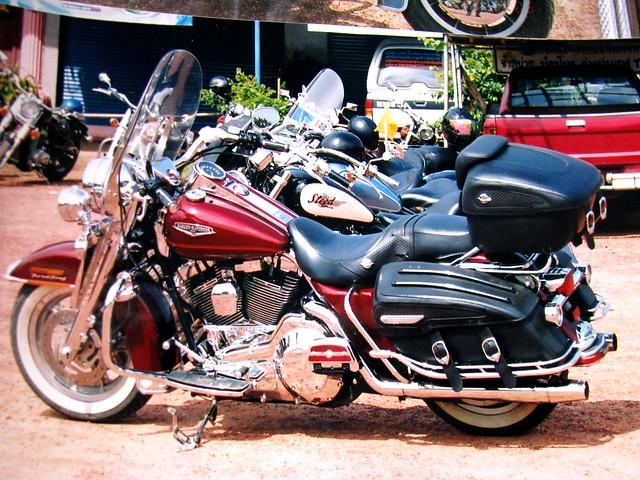 Harley-Davidson Biker Club, Udon-Thani, Thailand
