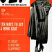 Ten Ways to Get A Mink Coat Like Mrs. Sugar Ray Robinson - Jet Magazine November 1, 1951