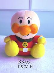 BB-031   麵包超人錄音公仔