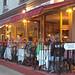 Alfresco Dinning downtown Saratoga Springs by Wheatfields Restaurants