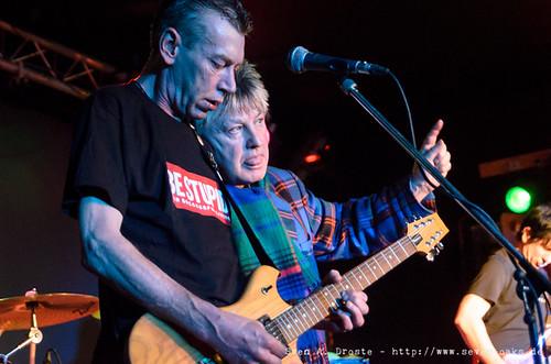 Chris McKelvey,  Jock McDonald & Richard Collings / The Bollock Brothers (SAD_20140228_NKN5178)