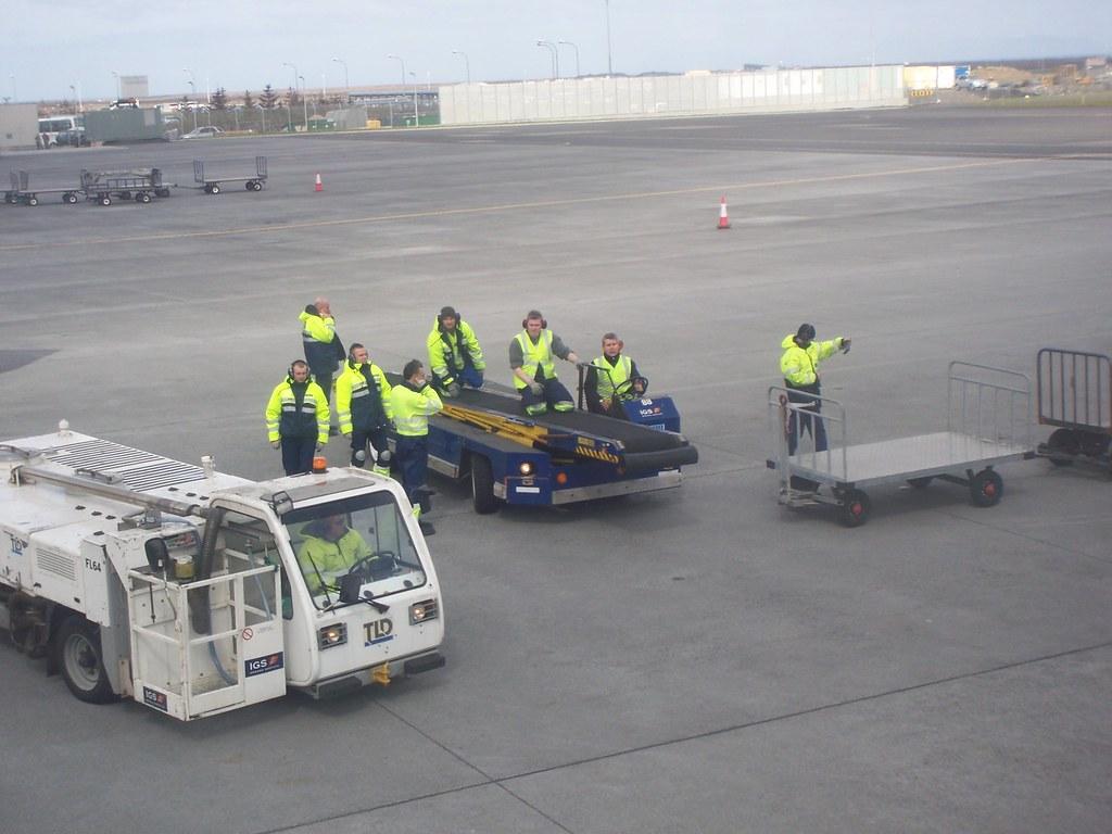 Keflavik Airport Ísland (12° C)