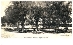 Central Square in Keene NH