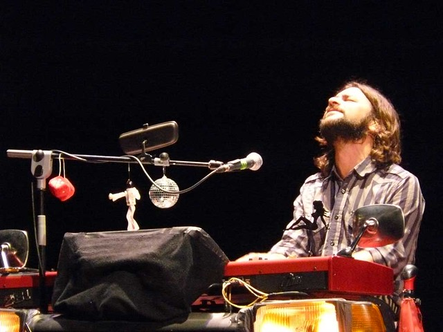 Quique González, Teatro Arriaga (Bilbao), 23 de Diciembre de 2007
