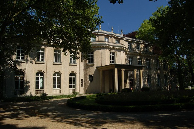 Wannsee conference house berlin flickr photo sharing