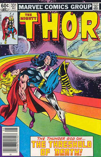 Evolution, July 2008: The Mighty Thor, Hero and Beauty 6