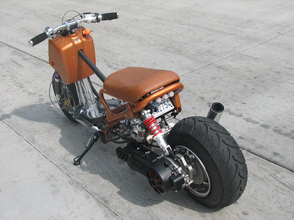 honda ruckus custom by rucksters honda ruckus custom scooters u0026 parts u0027s most interesting