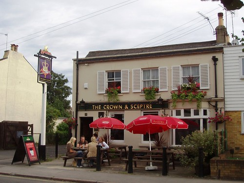 Crown and Sceptre, South Croydon, CR2