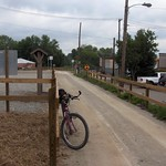 Panhandle Trail: Burgettstown Trailhead