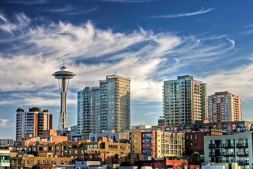 Good Morning Seattle!!!
