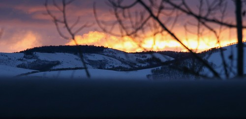 sunrise utah potofgold