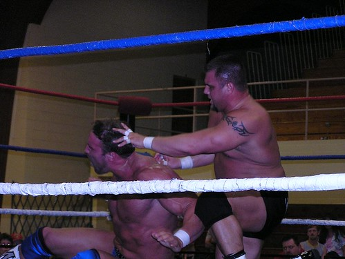 WLW in Lebanon, MO - Chris Masters vs Danegrous Derek(April 25, 2008) (14)