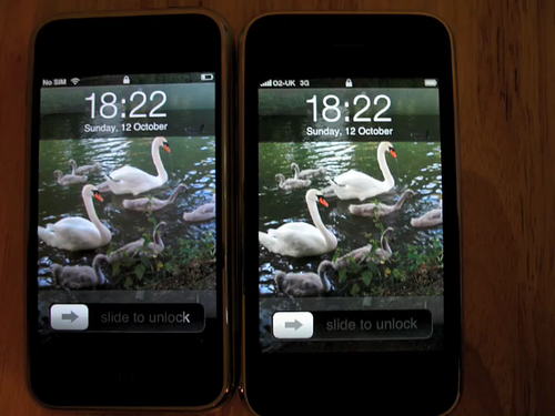 iPhone vs iPhone 3G - Speed