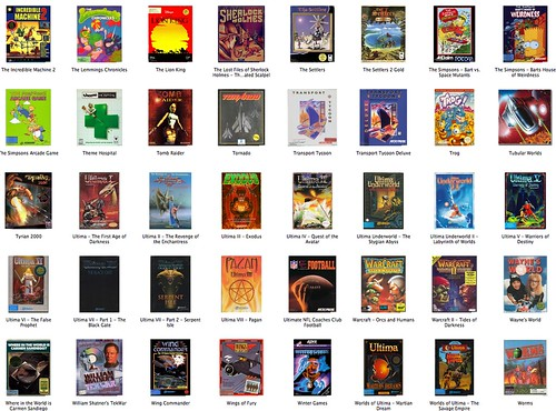 DOS Games VI | Boxer is a DOSBox front-end that allows DOS G… | Flickr