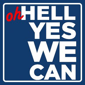 Oh hell yes we can flickr photo sharing for Bett yes we can