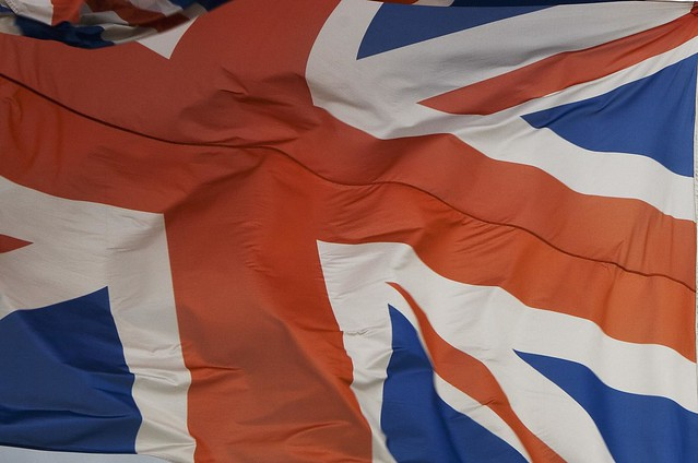 Union Flag by flickr user mcaretaker