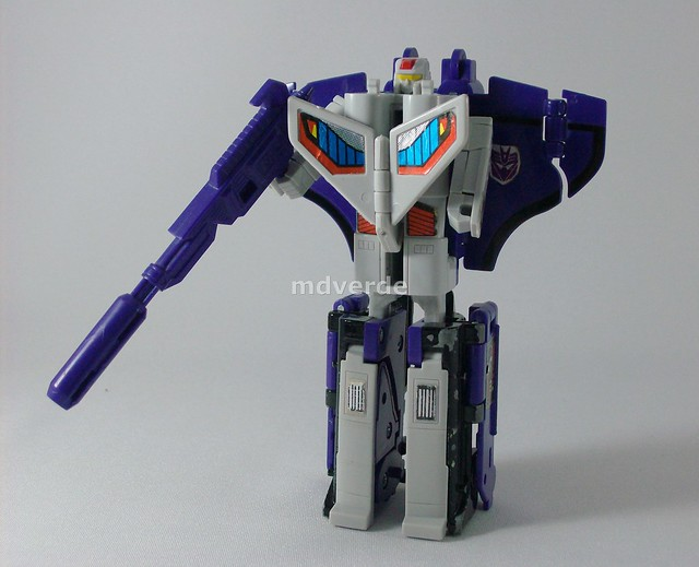 Transformers Astrotrain G1 - modo robot | Nombre ...