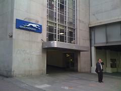 Transbay Terminal - Greyhound