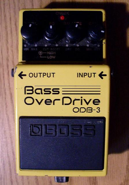 Photo:Boss ODB-3 By Roadside Guitars