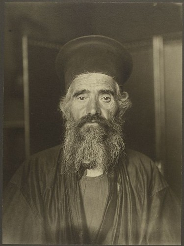 [Rev. Joseph Vasilon, Greek-Orthodox priest.]