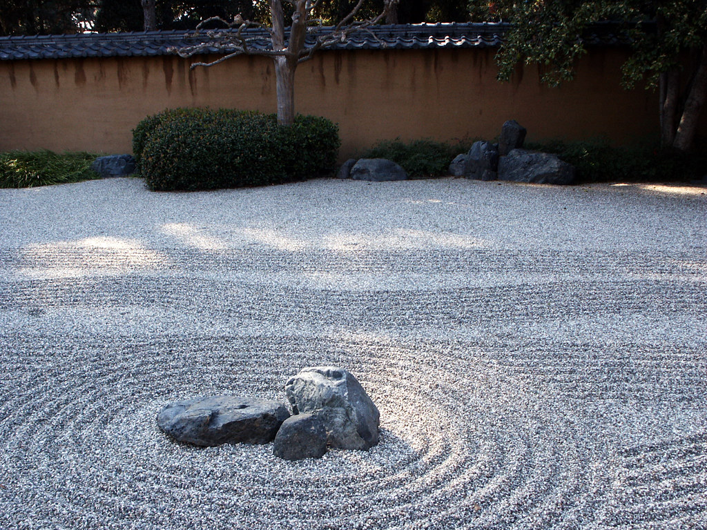 Huntington library japanese rock garden 0062 a photo on for Japanese stone garden