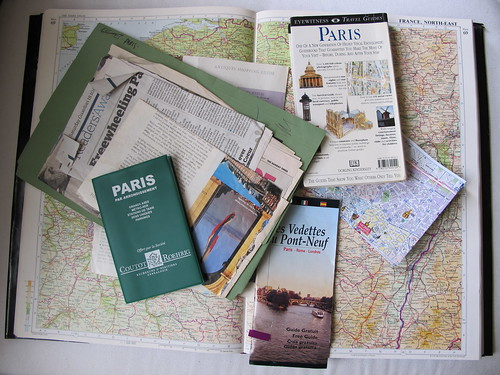 Write your own guidebook for super well prepared weekend breaks