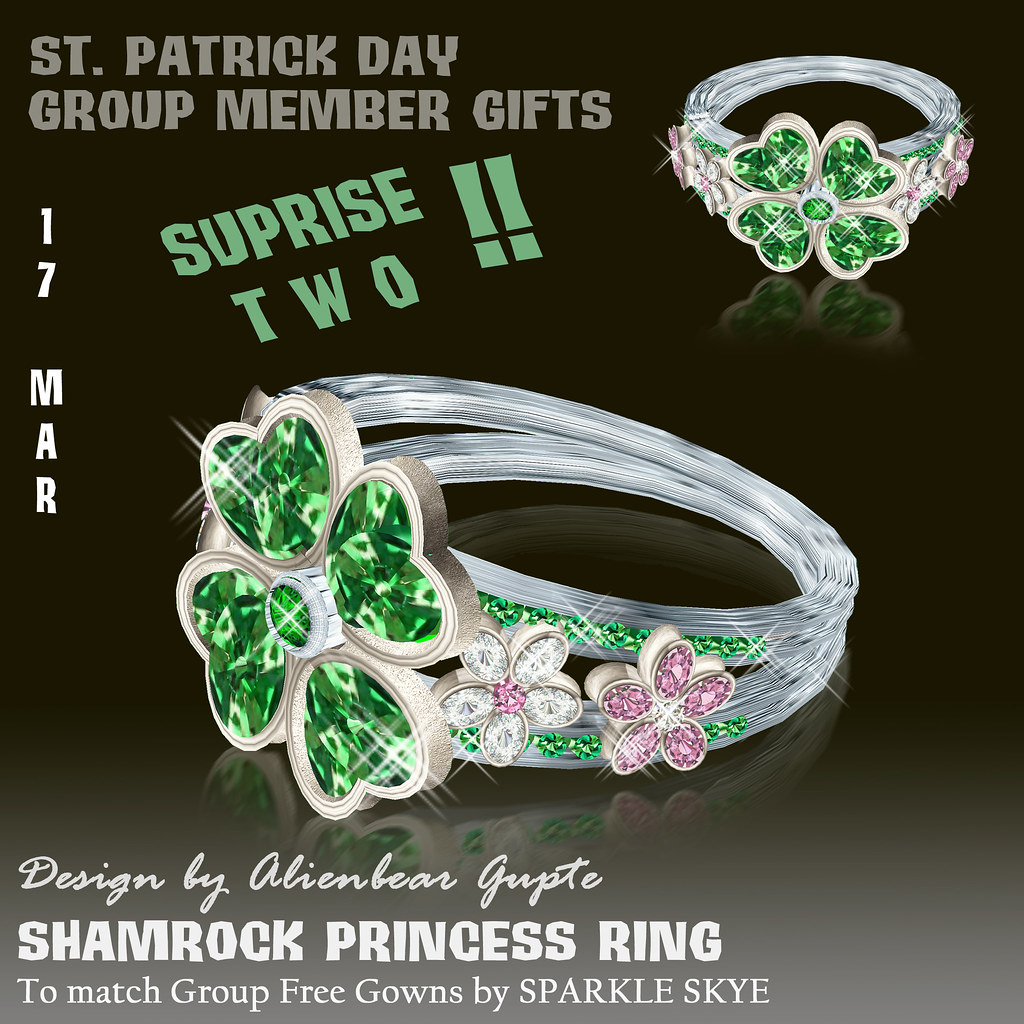 Alienbear Jewelry Design Final St Patrick 39 S Day Luck