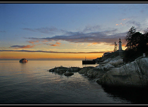 Another version from Lighthouse Park.