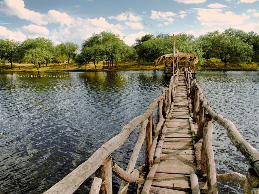 Pozo Colorado - Chaco paraguayo