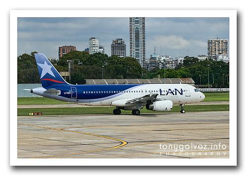 Aeroparque, Buenos Aires