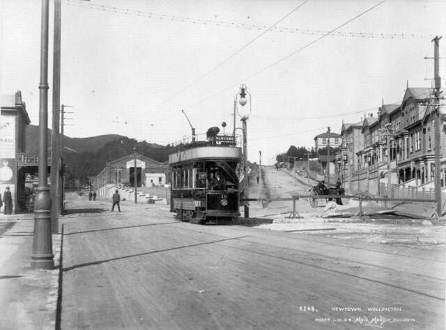 Z Newtown Wellington Old Wellington 2 - a g...
