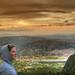 HDR Meteora/Kalambaka sunset by _neona_