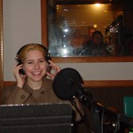 Tue, 29/03/2005 - 4:32pm - Nellie McKay in WFUV's Studio A