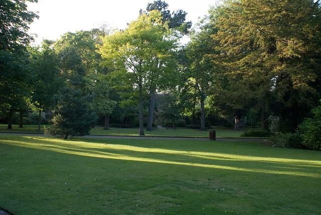 Header of Abbey Gardens
