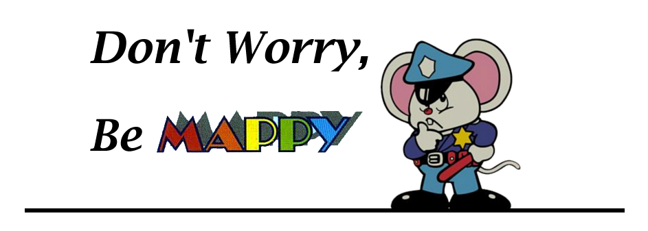Dont Worry, Be Mappy