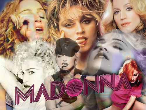 Madonna tribute by Pomodori Secchi Morti